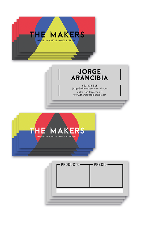 identidad corporativa theMakers