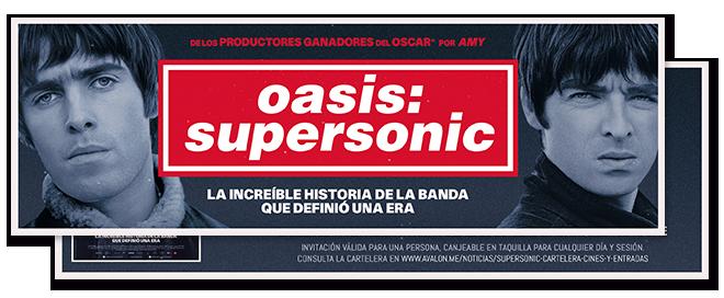 diseño banner OASIS